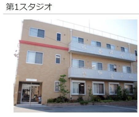 被害者が出た第1スタジオの写真(京都アニメーションのサイトより)