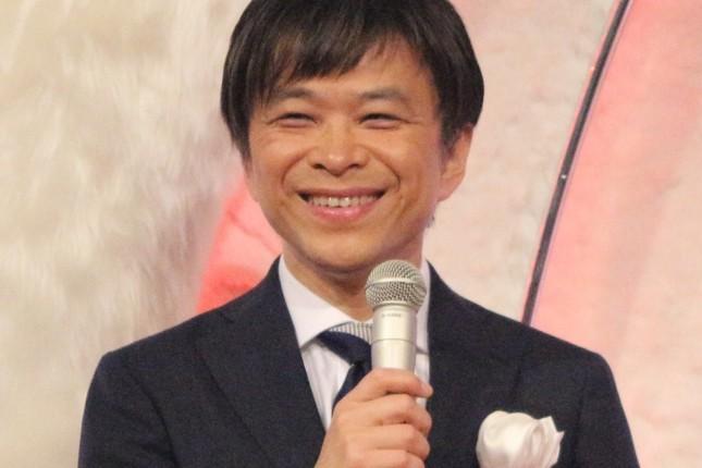 2016年では紅白司会も務めた武田アナ(リハーサルで撮影)