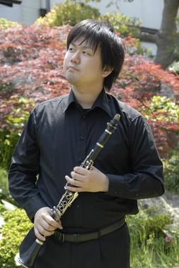クラリネット奏者の工藤尚規さん(画像は本人提供)