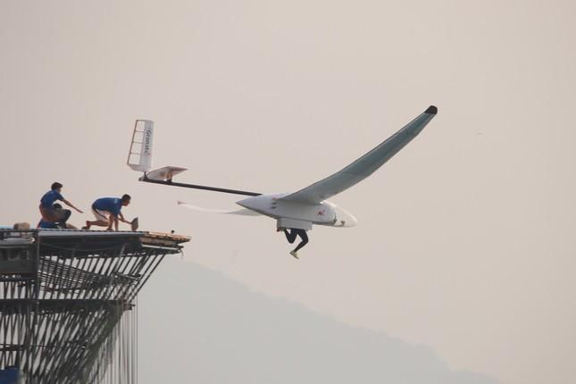 グライダー形式の「滑空機部門」には17チームが参加した