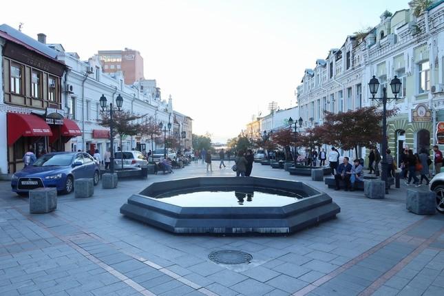 ウラジオストクは「日本に最も近いヨーロッパ」として知られる