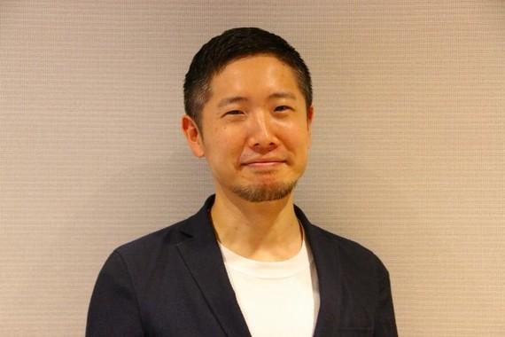 チケットサービスのデジタル化に取り組んできたplayground執行役員の河野貴裕氏