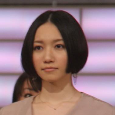 「NHK紅白歌合戦」のリハーサルに臨む大本彩乃さん(2010年撮影)