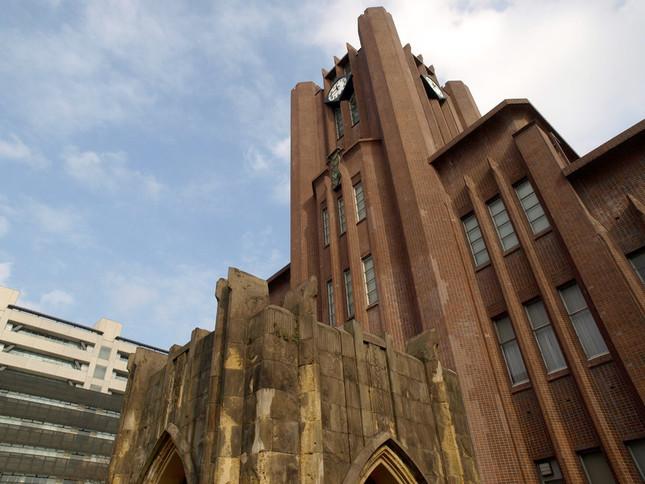 ノリスケの母校?といわれる東京大学。真相は…