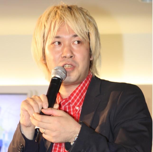津田大介氏(2012年撮影)