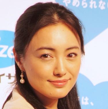 仲間由紀恵さん(2012年撮影)