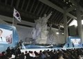 文大統領、東京五輪を「友好と希望の源に」 8・15演説で反日世論「沈静化」図る?