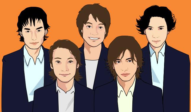 「あの5人」全員と共演することになる喜びは、ファンとしてはひとしお!?