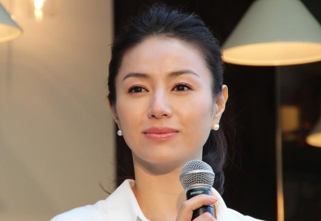 井川遥さん(2014年撮影)。ママ友・板谷由夏さんのインスタに登場