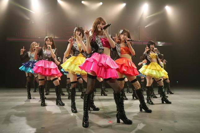 チームK公演は8月17日に埼玉県川越市で行われた(c)AKS