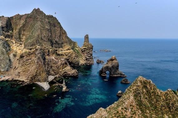 竹島は日本の防空識別圏(ADIZ)に含まれていない