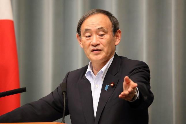 北方領土と竹島で反応が違ったのはなぜなのか(写真は2017年撮影)