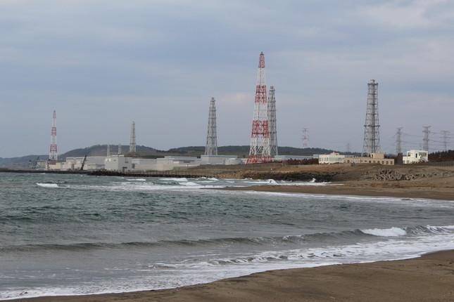柏崎原発の今後は(Triglavさん撮影、Wikimedia Commonsより)