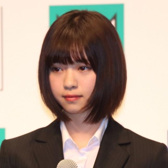 西野七瀬さん(2018年撮影)