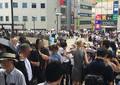 「開園待ちのディズニー状態」「入場規制でカオス」 台風15号で首都圏各駅が阿鼻叫喚
