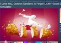 カーネル・サンダースを攻略?公式恋愛ゲームを米KFCが配信へ 2次元イケメンに完全変身
