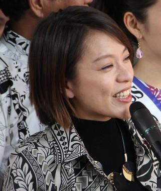 政務官就任が決まった今井絵理子参院議員