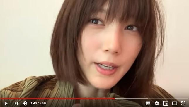 本田翼さん(画像はYouTubeチャンネル「ほんだのばいく」より)