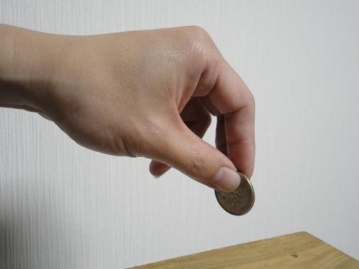 募金とキャッシュレスの関係は?(写真はイメージ)