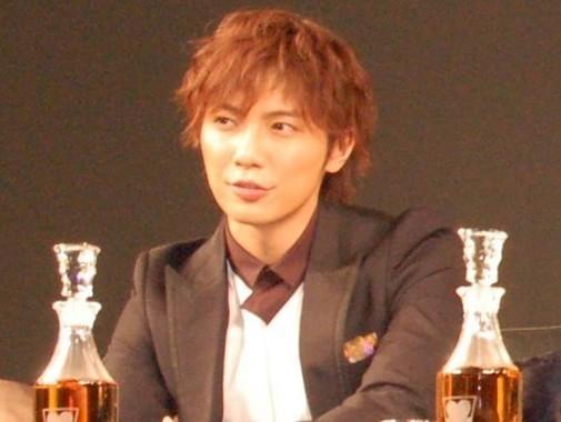 成宮寛貴さん(2009年撮影)