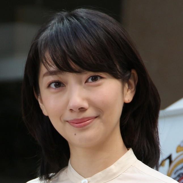 波瑠さん(2017年撮影)