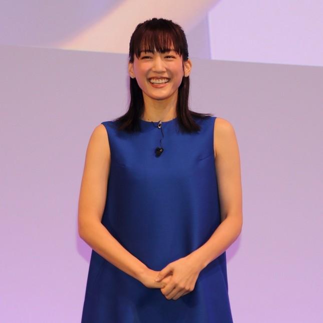 綾瀬はるかさん(2019年撮影)