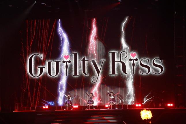 「Guilty Kiss」の出演シーン