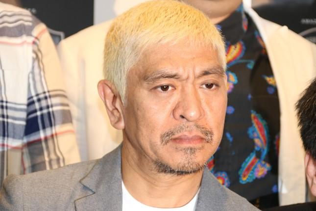 松本人志さんが「3代目局長」に(2016年11月撮影)