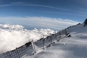 なぜこの時期に...ニコ生配信者、富士山で滑落か 「あっ、滑る」最後に動画はストップ