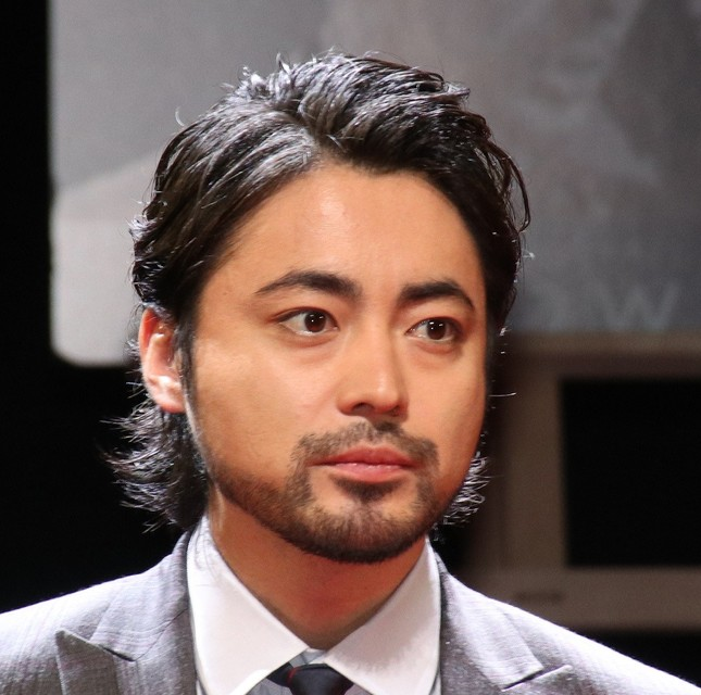 山田孝之さん(2017年撮影)