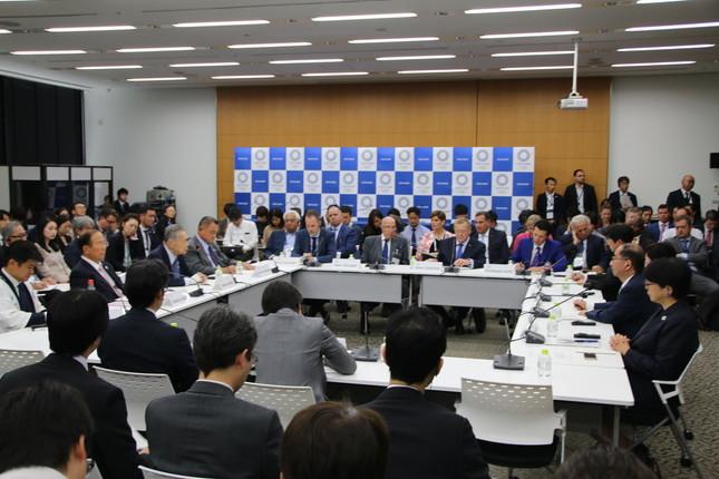東京五輪マラソン・競歩の札幌開催を伝えた11月1日の4者会談