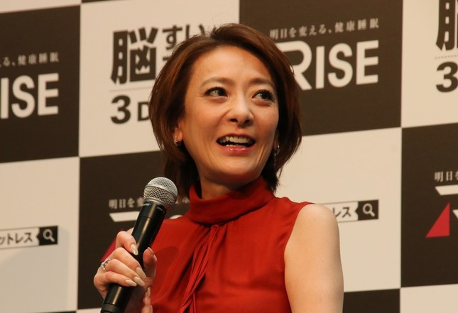 西川史子さん(2017年撮影)