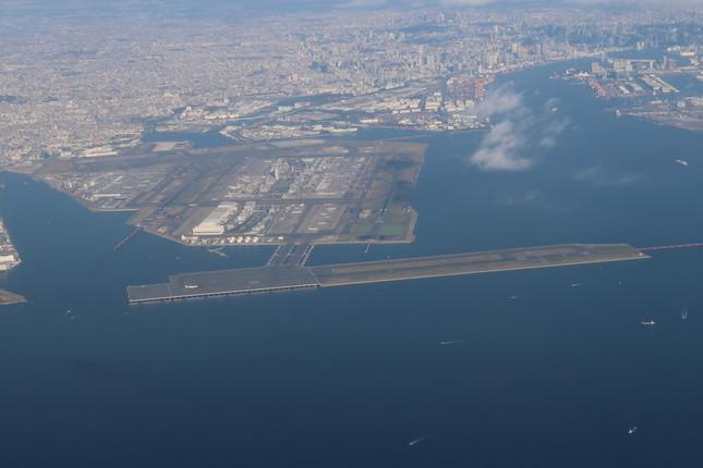 2020年から羽田空港の国際線発着枠がさらに増える