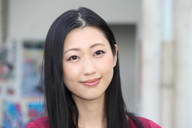 壇蜜さんが結婚(2017年撮影)