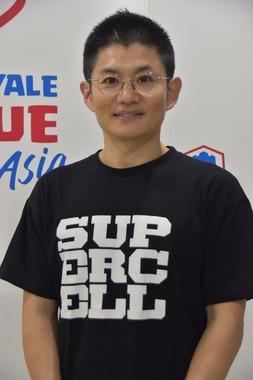 Supercell eスポーツ アジア担当の殿村博氏。「クラロワ」のeスポーツ展開を聞いた