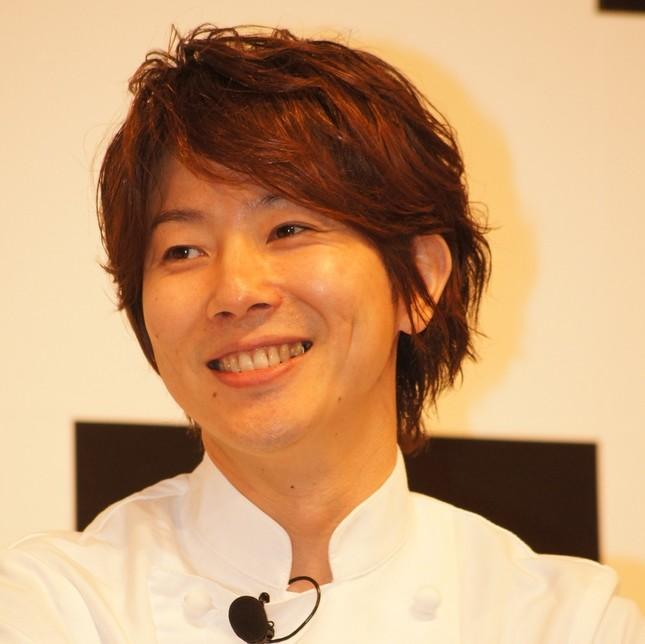 川越達也さん(2012年撮影)
