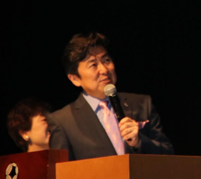 笠井信輔さん。インスタで病状を報告