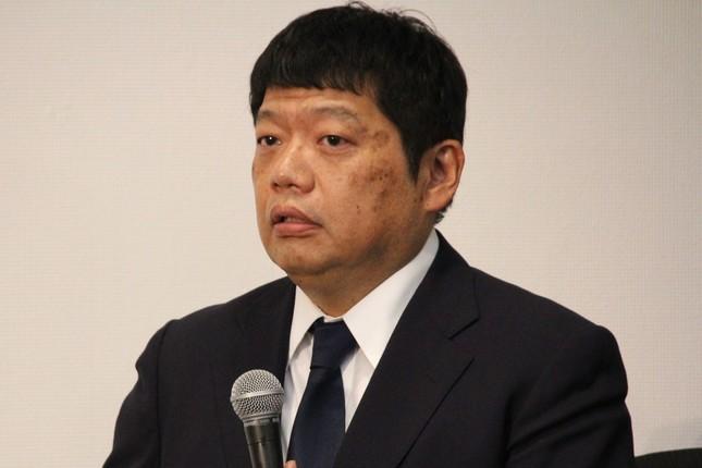 たむけんをビビらせた藤原寛副社長