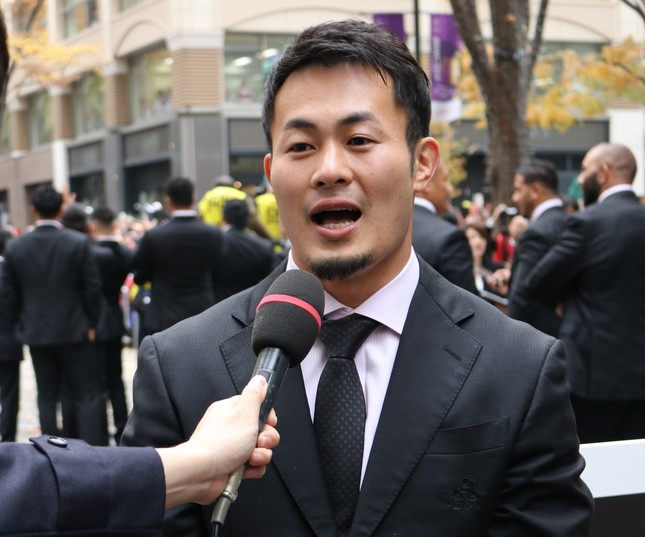 テレビ朝日系「Qさま!!」でも活躍を見せたラグビー日本代表WTBの福岡堅樹選手