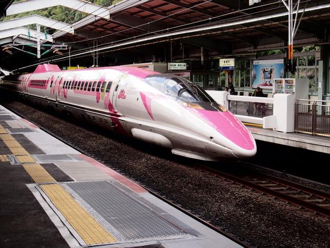 JR西日本・山陽新幹線のホームドア