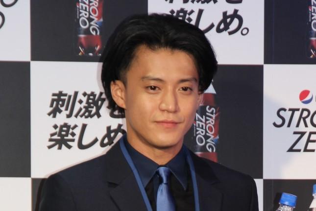 小栗旬さん(画像は2015年6月撮影)