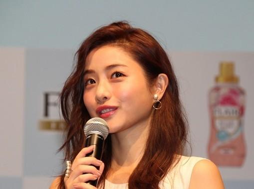 石原さとみさん(写真は2016年9月8日撮影)