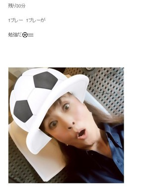 小柳さんのブログより