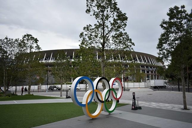 2020年東京オリンピックの会場として使用される新国立競技場(Wikimedia Commonsから/江戸村のとくぞう氏撮影)