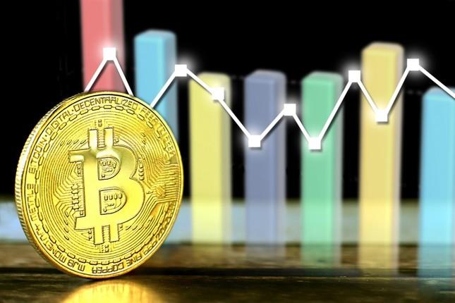 ビットコインは安全資産になるか(イメージ)