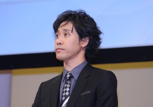 大泉洋さん(2009年)。ムロツヨシさんと「類似」疑惑が