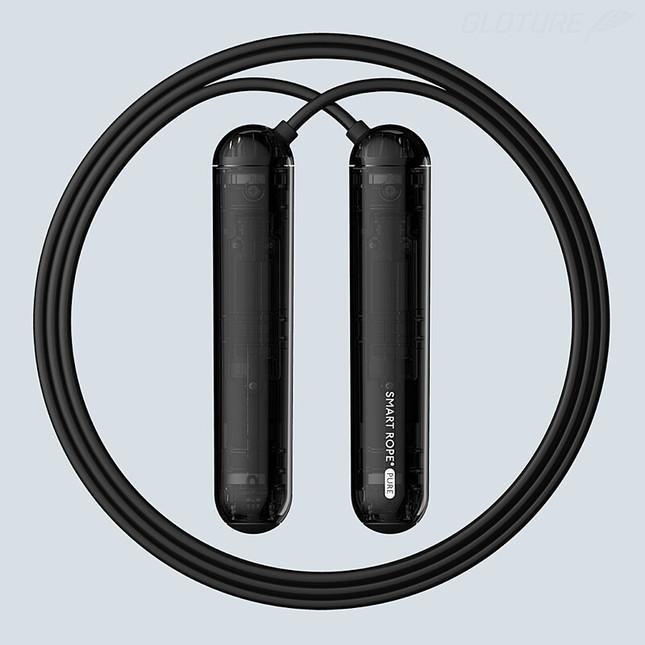 スマート・ロープ・ピュアはユーザー同士で跳躍回数を競える