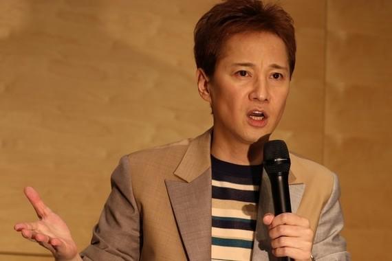 記者会見で「メンバー」に触れた中居正広さん