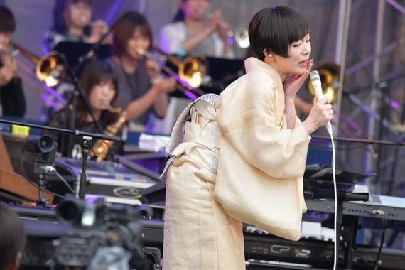 椎名林檎さん(2019年6月撮影)