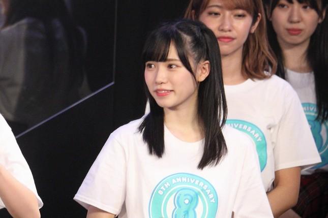 HKT48の運上弘菜さん(2019年11月撮影)
